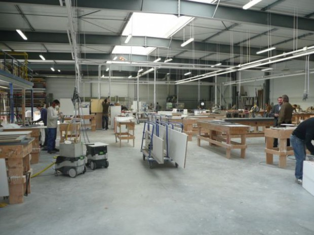 Atelier STC - transforamtion corian