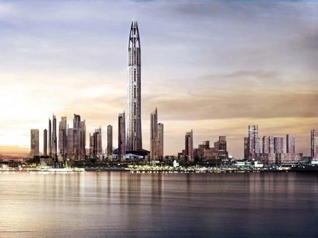 La tour la plus haute du monde