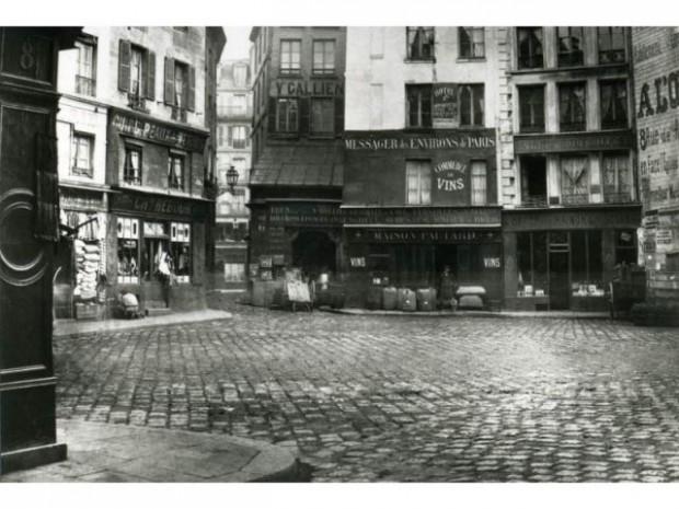 Paris photographié au temps d'Haussmann
