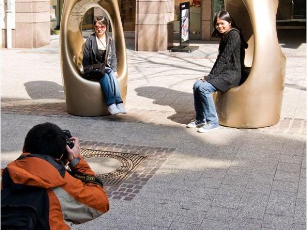 Vase chaise - Philippe Starck