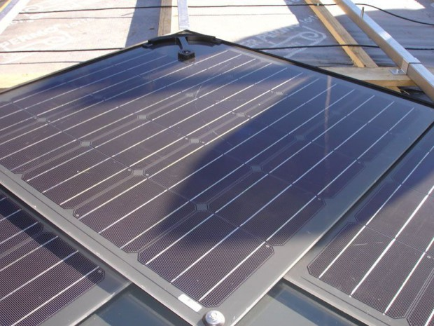 eglise photovoltaique