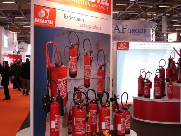 Salon expoprotection 2010 Paris Nord Villepinte