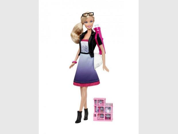 Barbie architecte