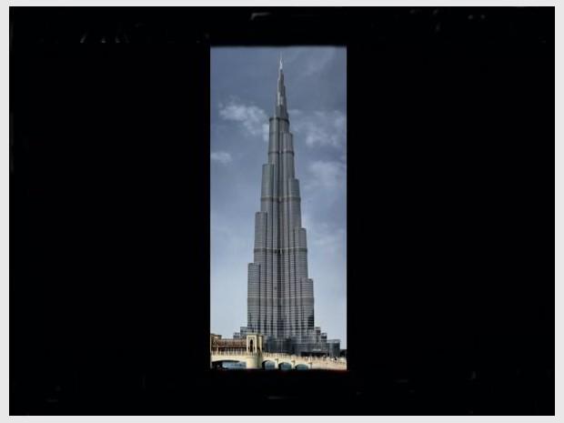 Burj Khalifa, la plus haute tour du monde ...