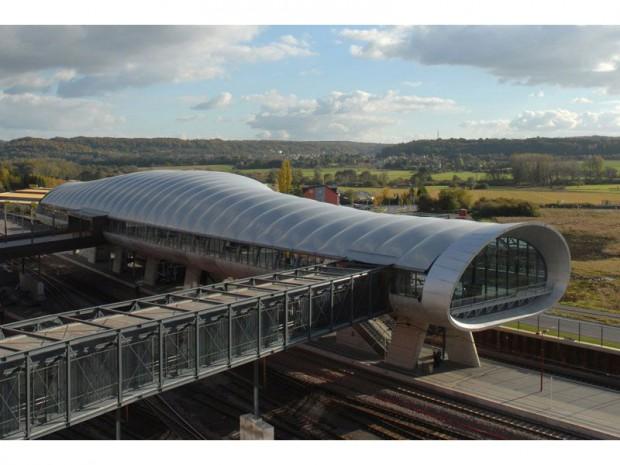 Gare Belval Université à Esch-Belval