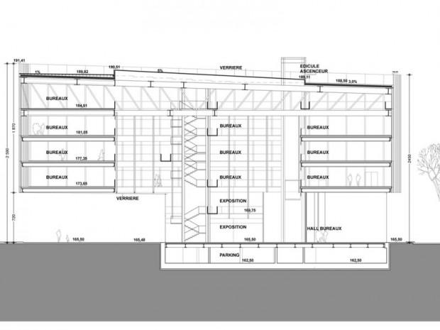 Pavillon 8
