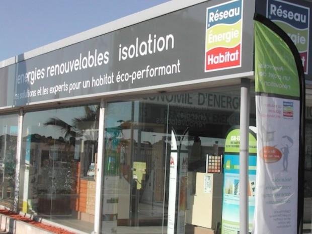 Réseau énergie habitat