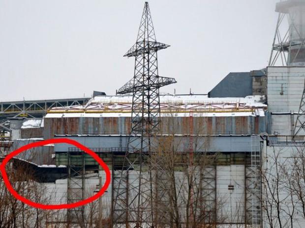 Centrale Tchernobyl