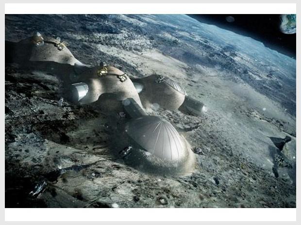 Habitations lunaires