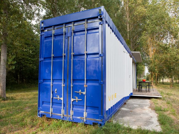 Container et projet volume