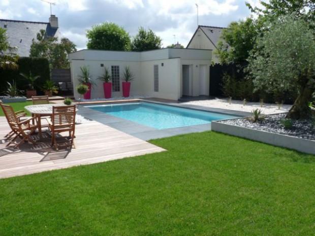 cure de jouvence pour un jardin breton. Black Bedroom Furniture Sets. Home Design Ideas