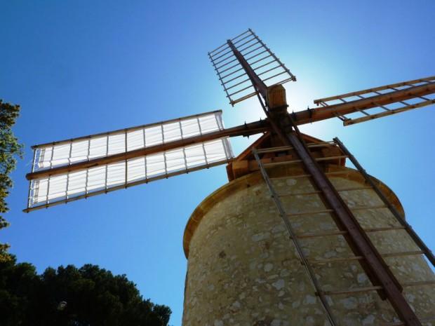 Moulin de Bertoire à Lambesc