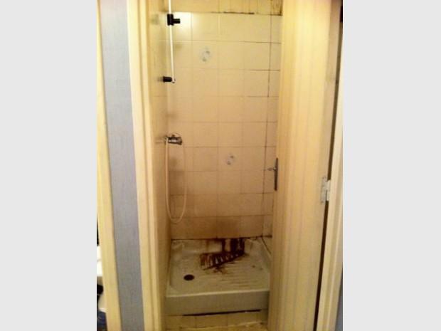Photo salle de bains avant - Daniel Cossard