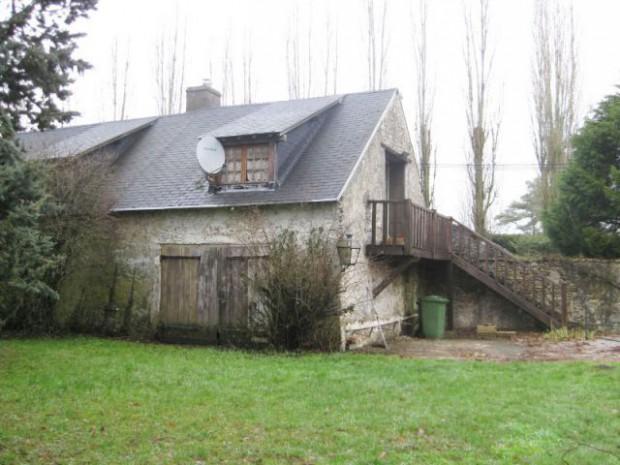 Rénovation Rambouillet - grange