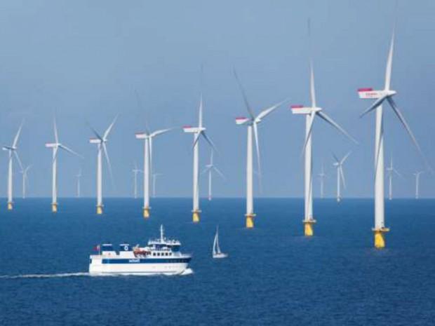 Parc éolien Danemark