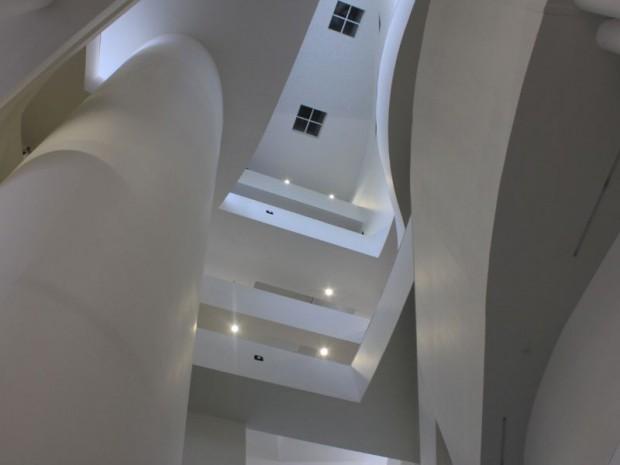 Mairie de Bagnolet réalisée par Jean-Pierre Lott
