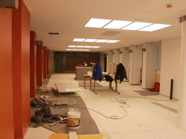 Extension et restructuration de l'Hôpital des Quatre Villes