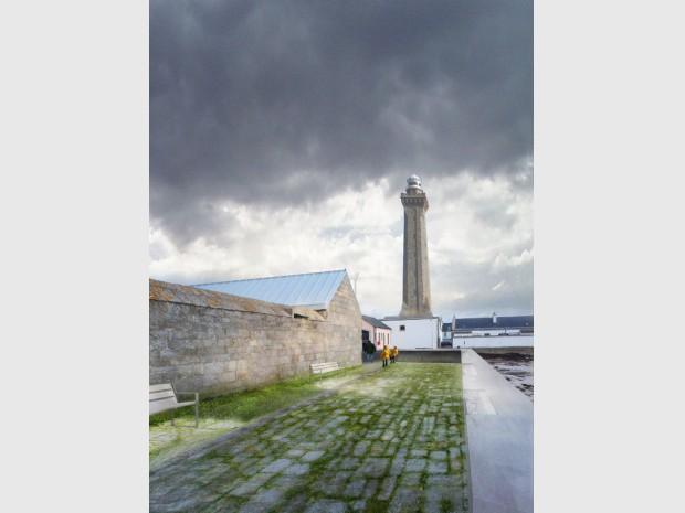 Aménagement urbain et paysager de la Pointe Saint - Pierre à Penmarc'h (Finistère)