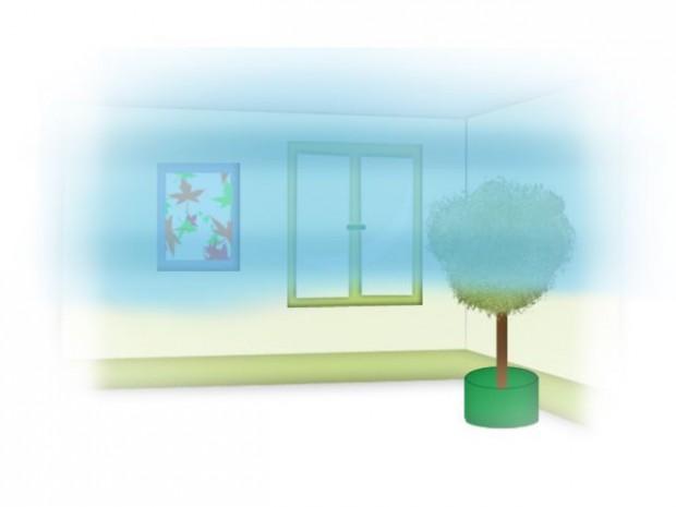 air intérieur, pollution
