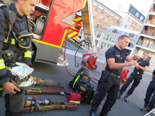 Sapeur-pompiers