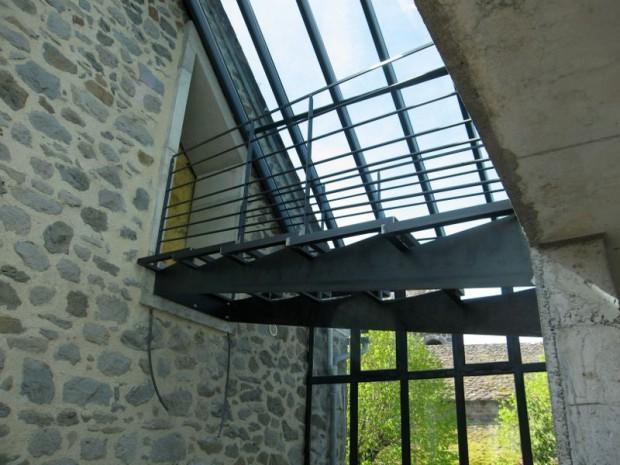 Maison extension cuivre