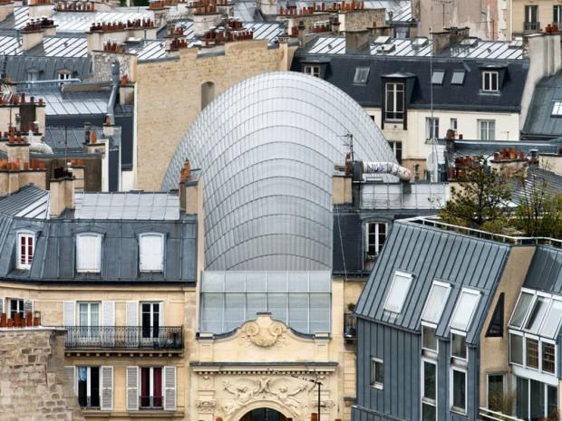 L'œuf surprise de Renzo Piano pour la ...