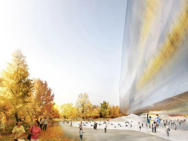 Musée national des arts de Chine