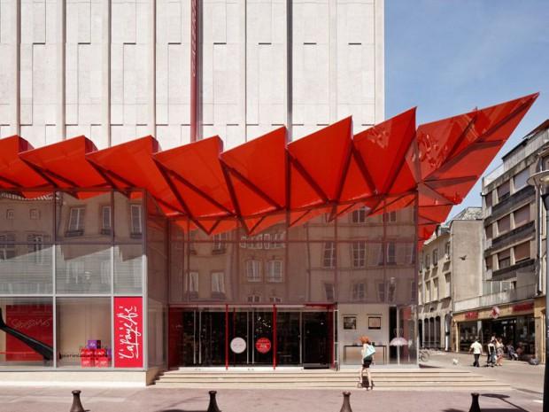 Galeries Lafayette de Metz