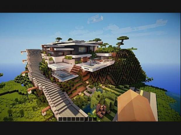 Minecraft, le jeu vidéo de construction