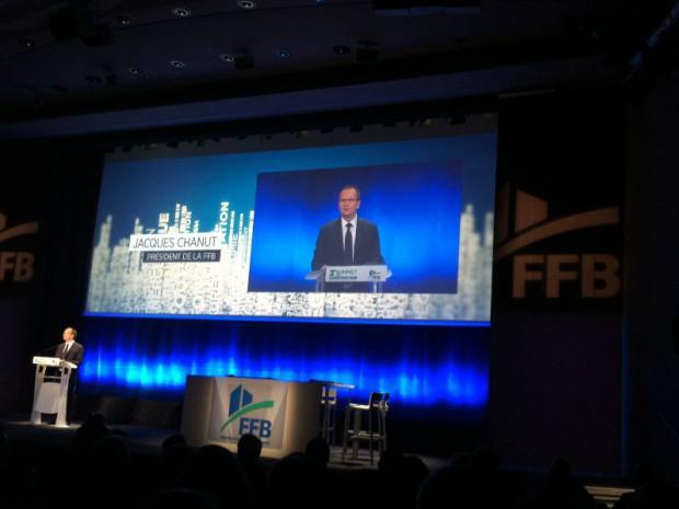 Chanut sommet FFB