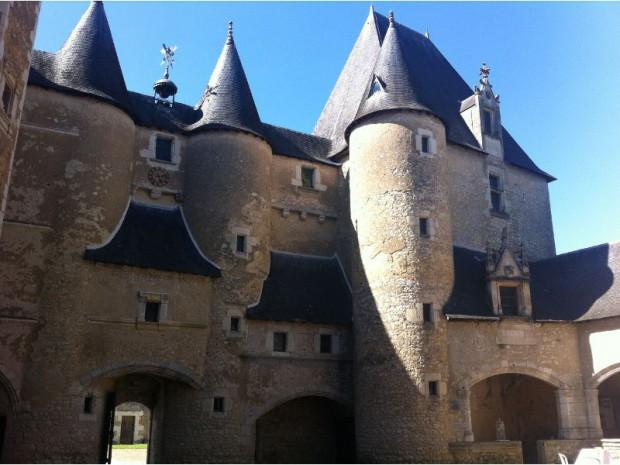 Chateau patrimoine