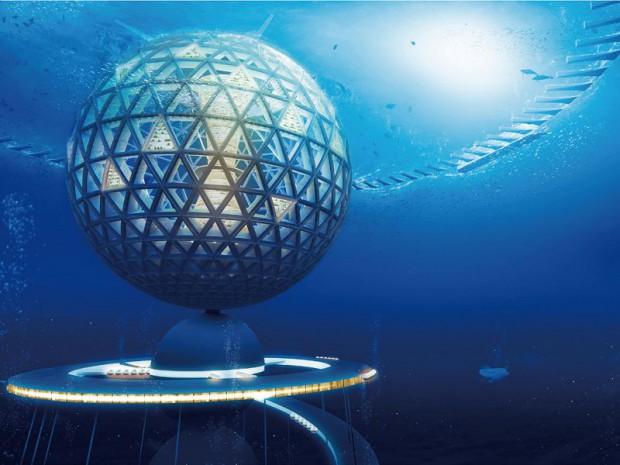 Vingt mille habitants sous les mers