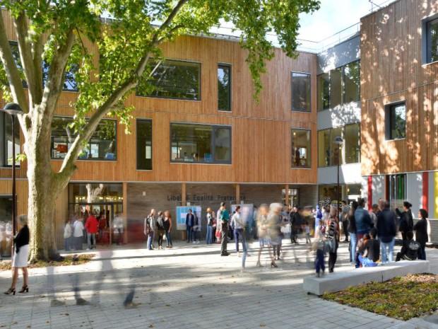 La programmation du nouveau groupe scolaire ''Stéphane Hessel - Les Zéfirottes'' à Montreuil