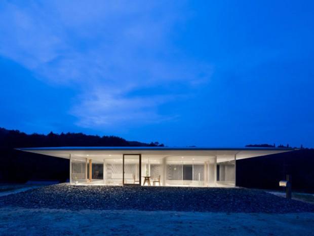 Maison transparente - Suppose Design