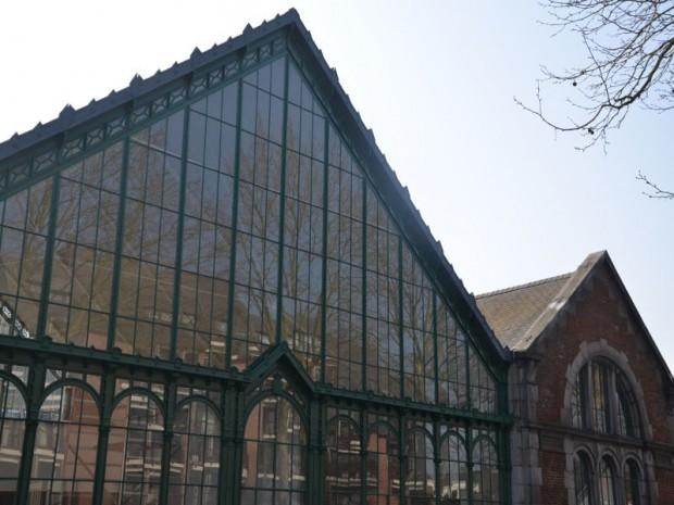 Extérieur du Mons Memorial Museum