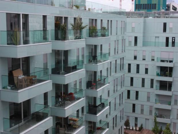 Immeuble Reflets en Seine sur Ile Seguin-Rives de Seine à Boulogne-Billancourt