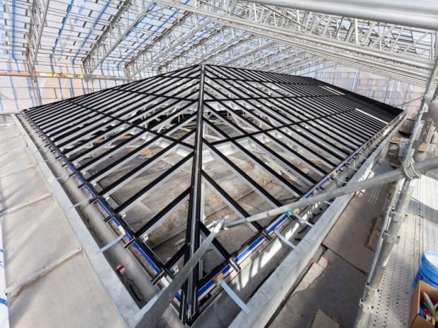 Rénovation du Palais de justice de Strasbourg