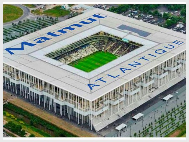 Le stade de Bordeaux change de nom
