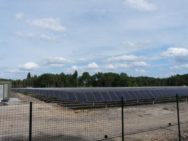 Photovoltaïque centrale