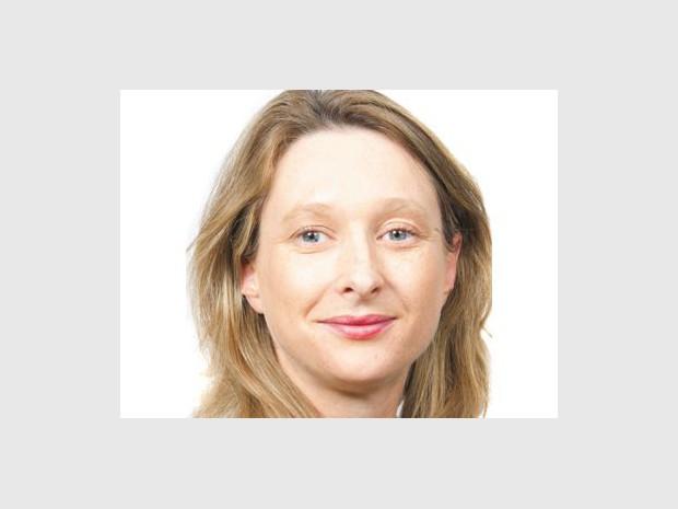 Stéphanie Jannin architec te urbaniste vice-présidente de l'agglomération de Montpellier Métropole Méditerannée