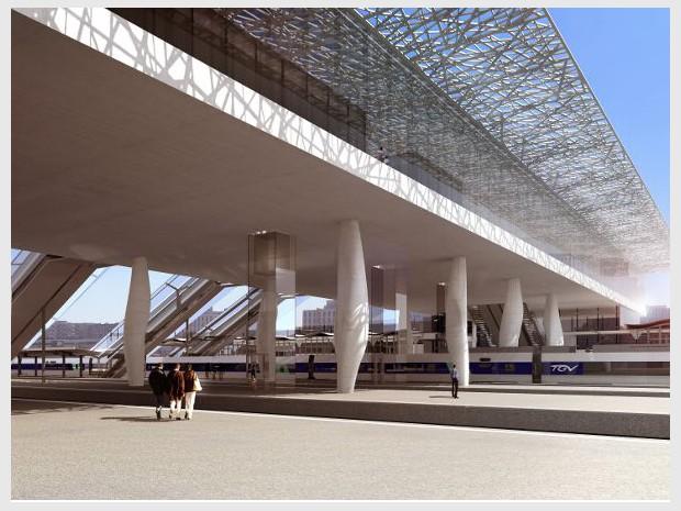L'architecte Rudy Ricciotti, choisi pouer la gare de Nantes en 2019