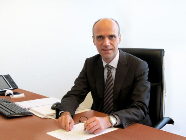 Olivier Berger, nommé directeur général d'Aéroports de Paris Ingénierie