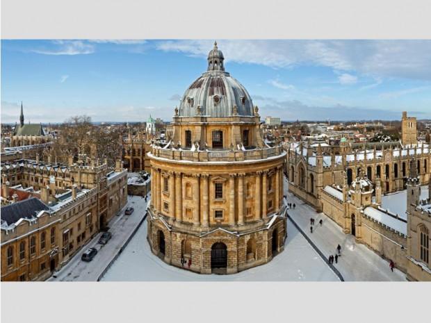 Bibliothèque Bodleian (Oxford-GB)