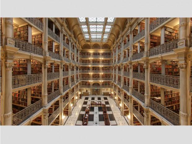 Bibliothèque George Peabody (USA)