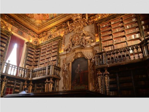 Bibliothèque Joanina (Portugal)