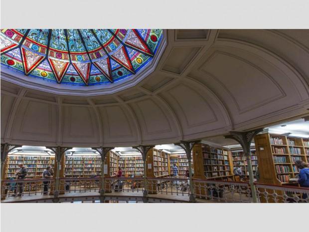 Bibliothèque Linderman (Israël)