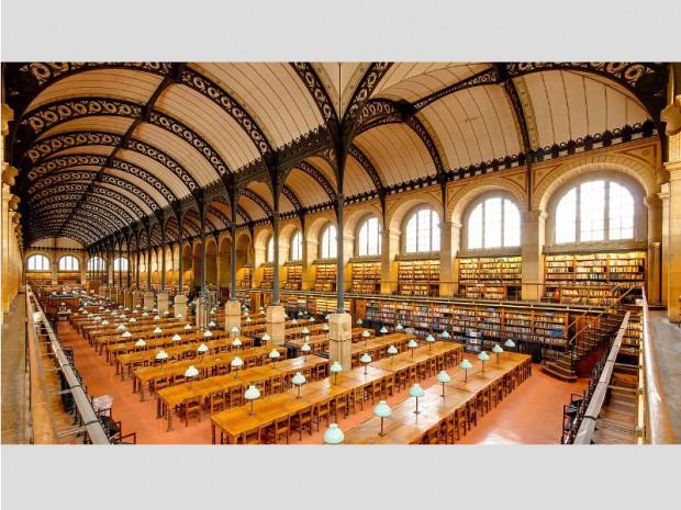 Bibliothèque Saint-Geneviève (Paris)