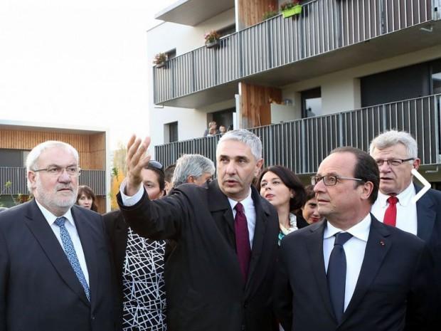 François Hollande décide d'élargir le PTZ dans l'ancien
