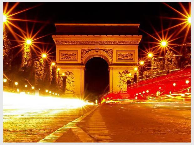 La célèbre avenue de la capitale sera éclairée