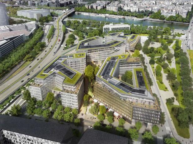 Le projet immobilier Qu4drans sera livré début